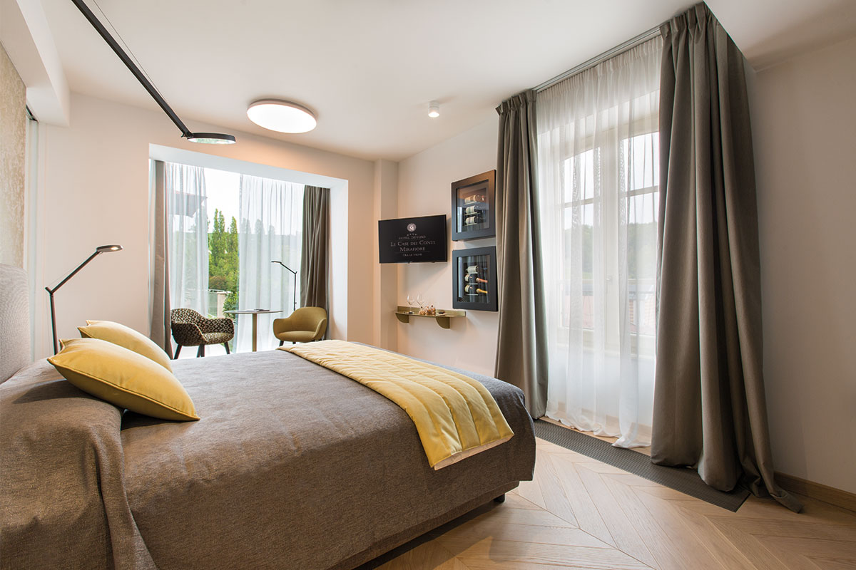Hotel Vigna Magica, Superior Room